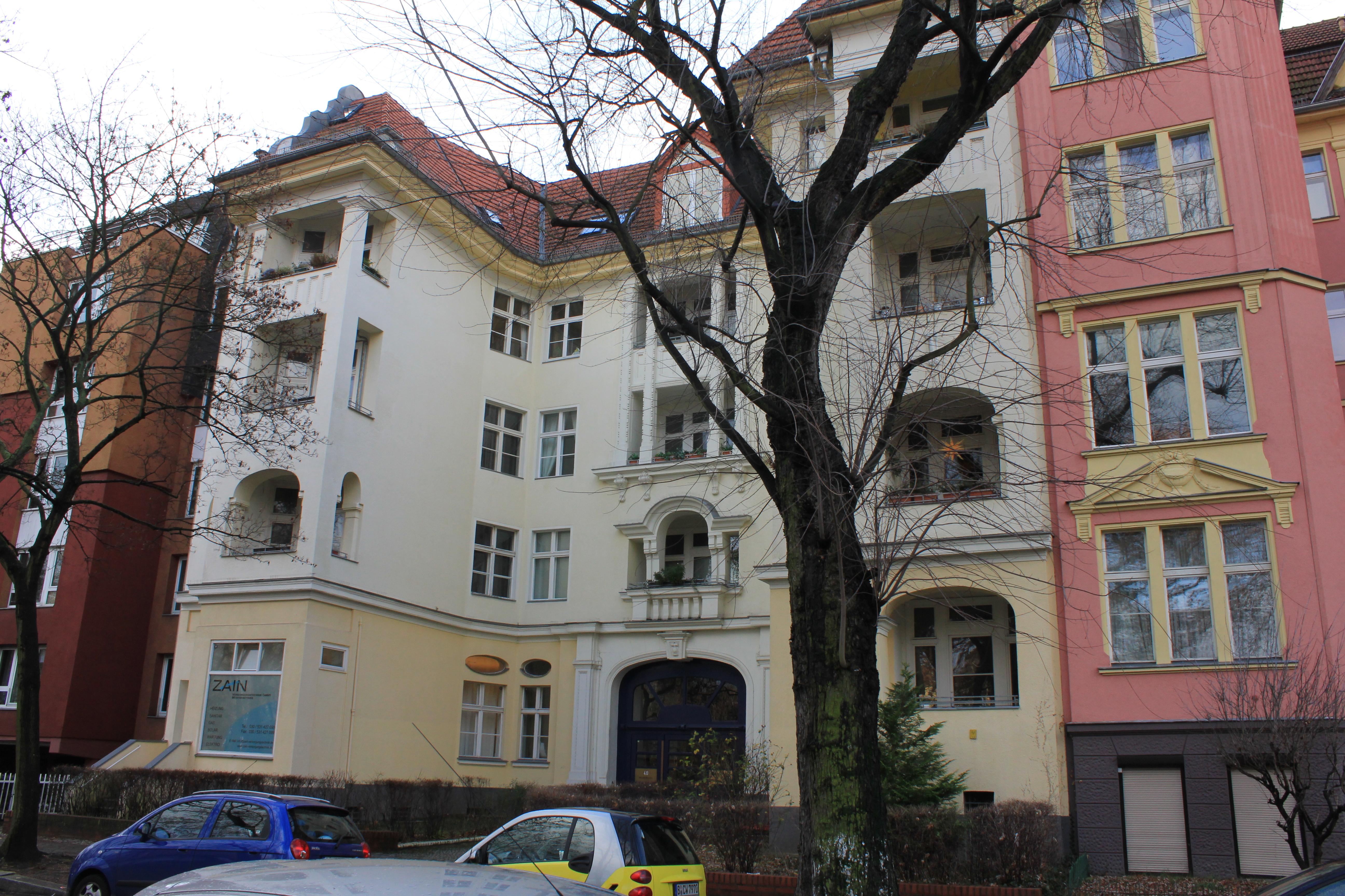 Bosestraße 21 Berlin