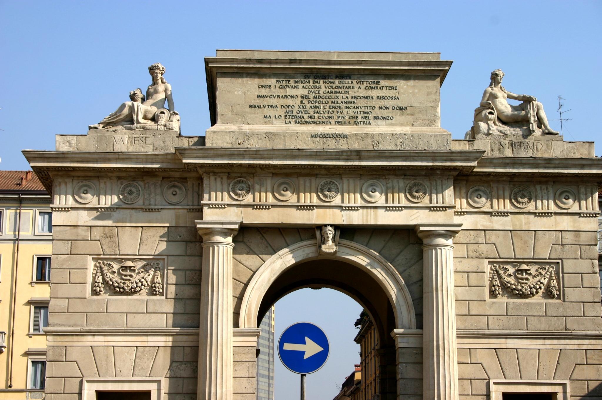 File 1354 milano giacomo moraglia porta garibaldi - Treno bergamo milano porta garibaldi ...