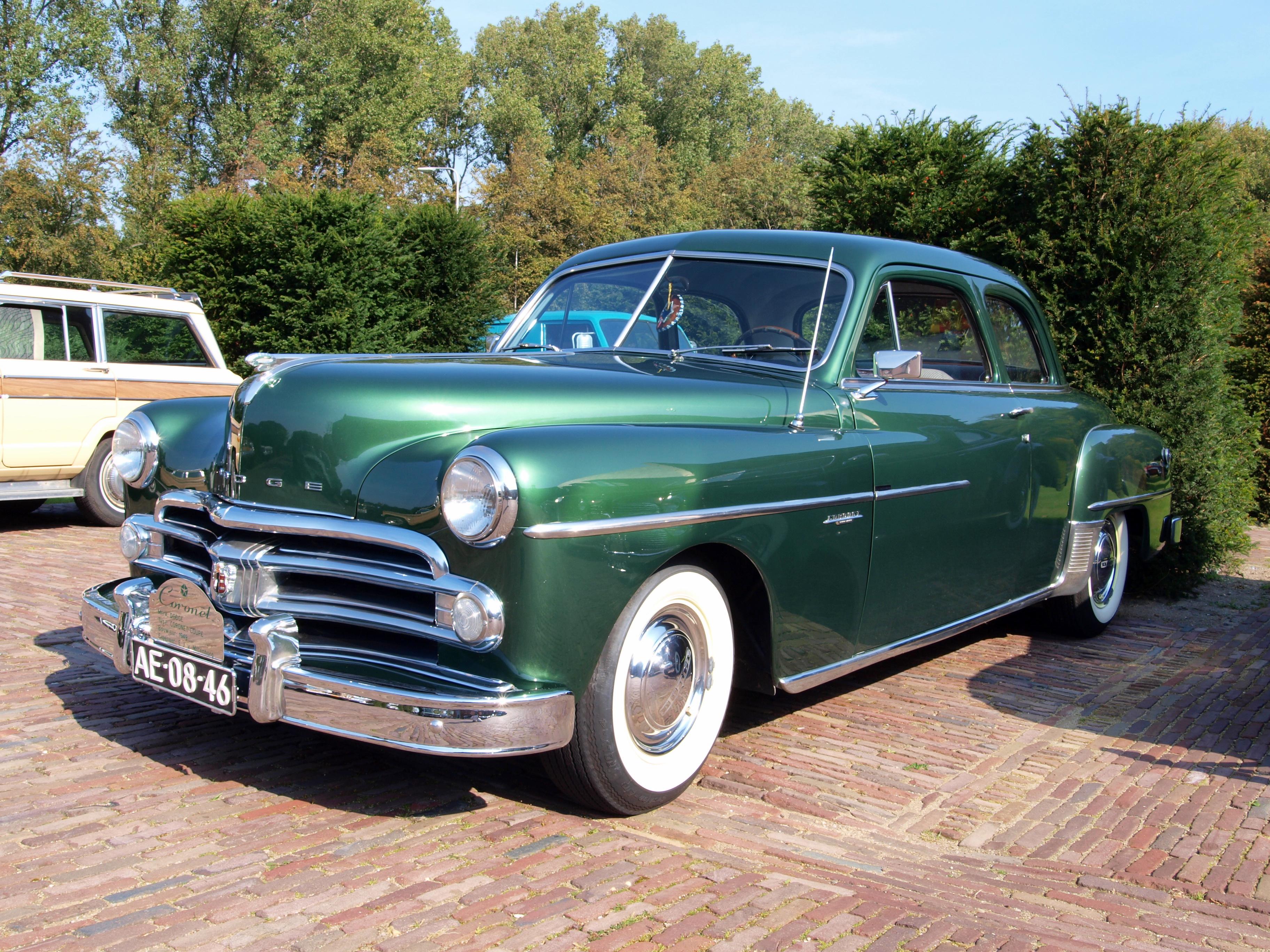 Dodge Classic Cars Sale Uk