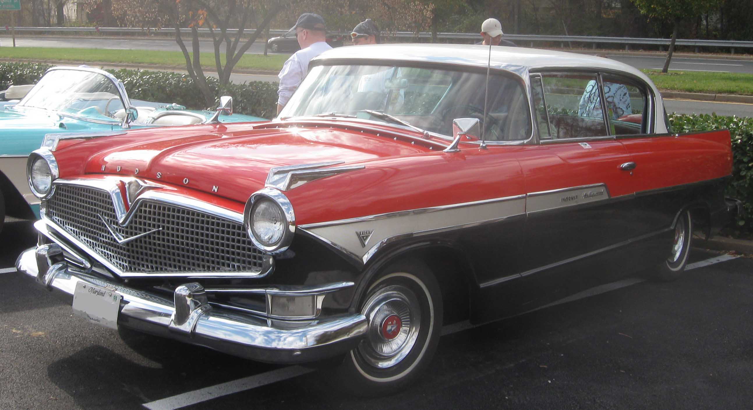 File:1957 Hudson Hornet Hollywood 2 Door