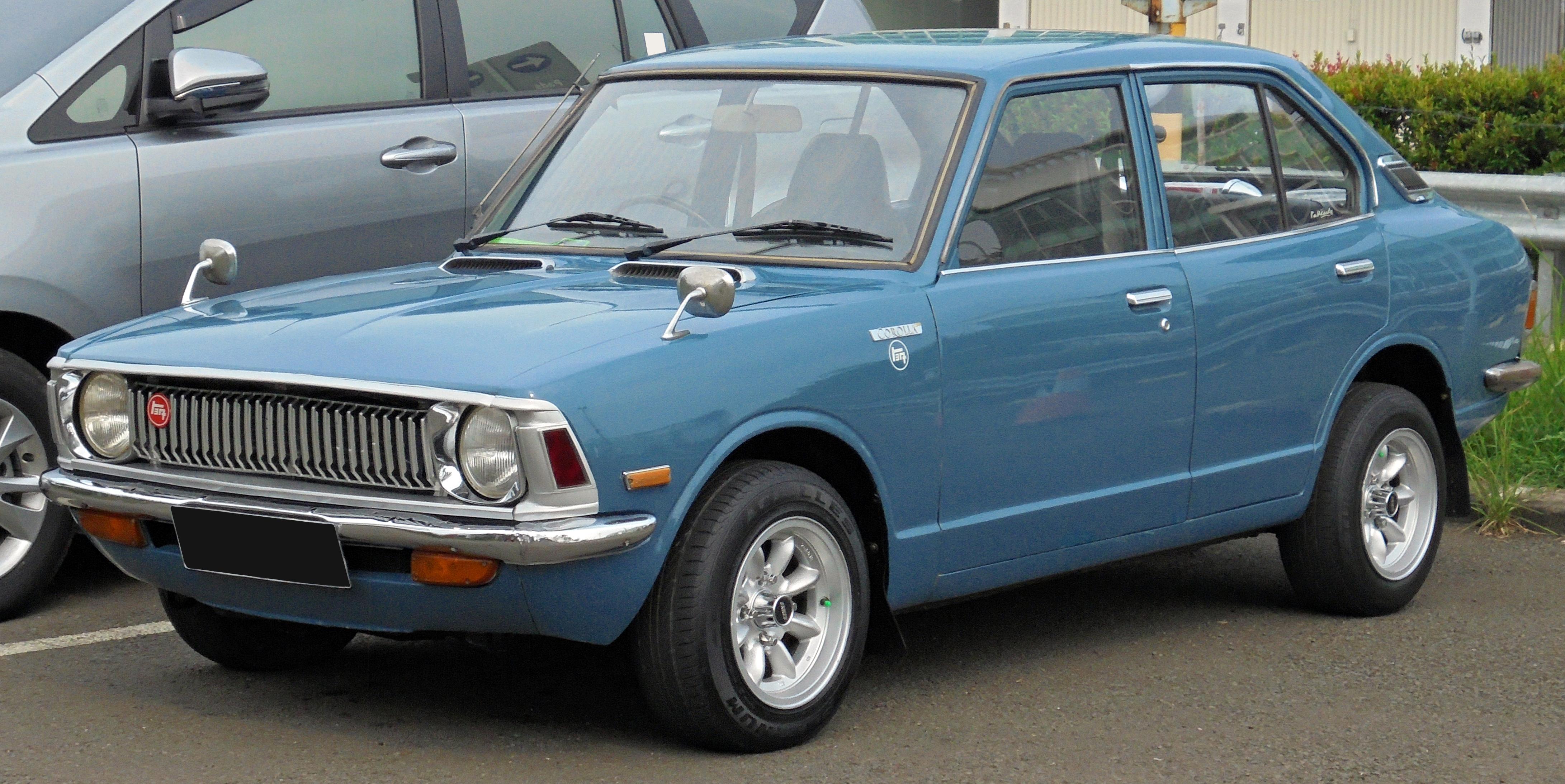 Kelebihan Toyota Corolla 1970 Top Model Tahun Ini