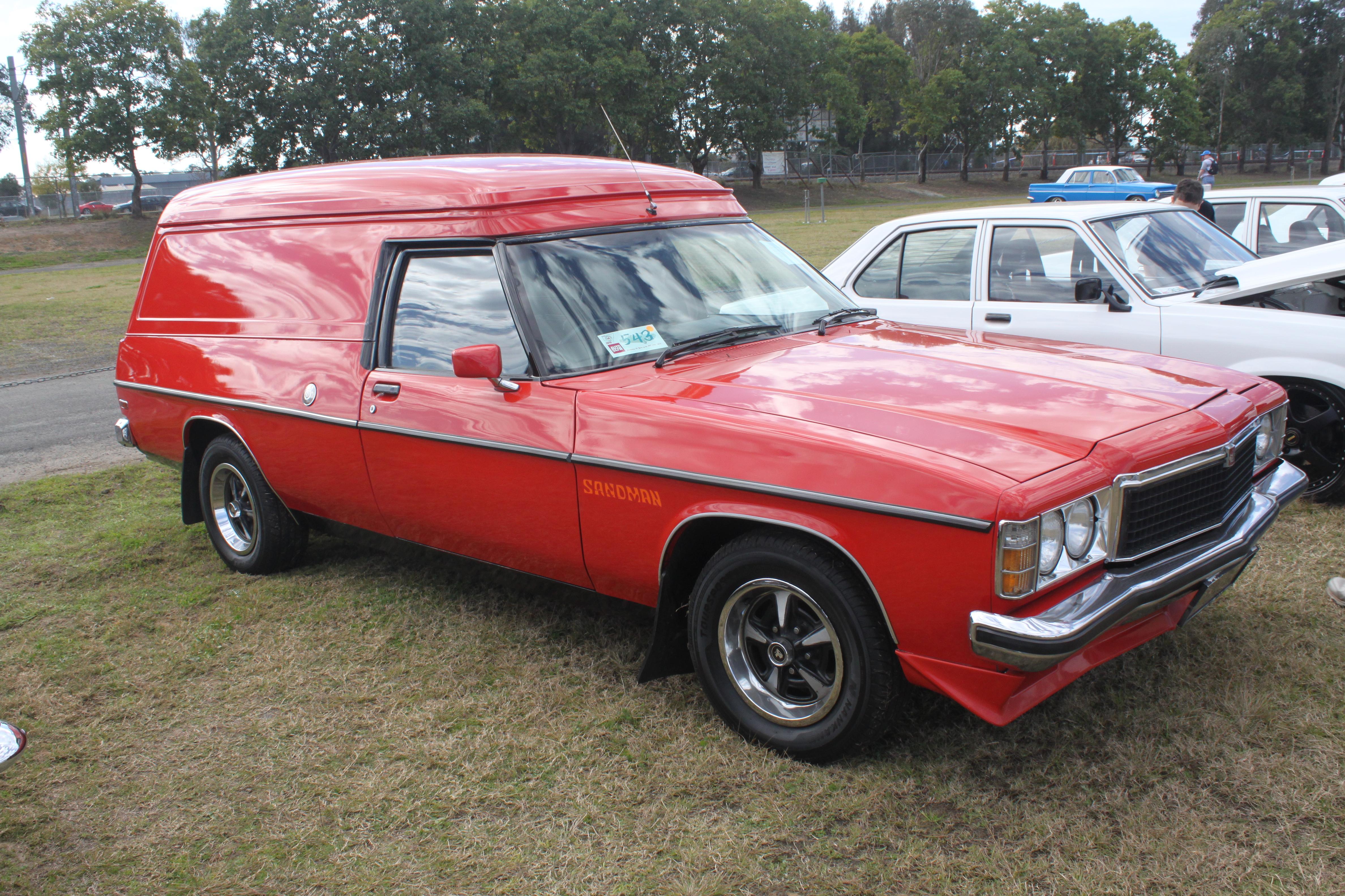 File:1977-1979 Holden Sandman (HZ) panel van (20219517203 ...