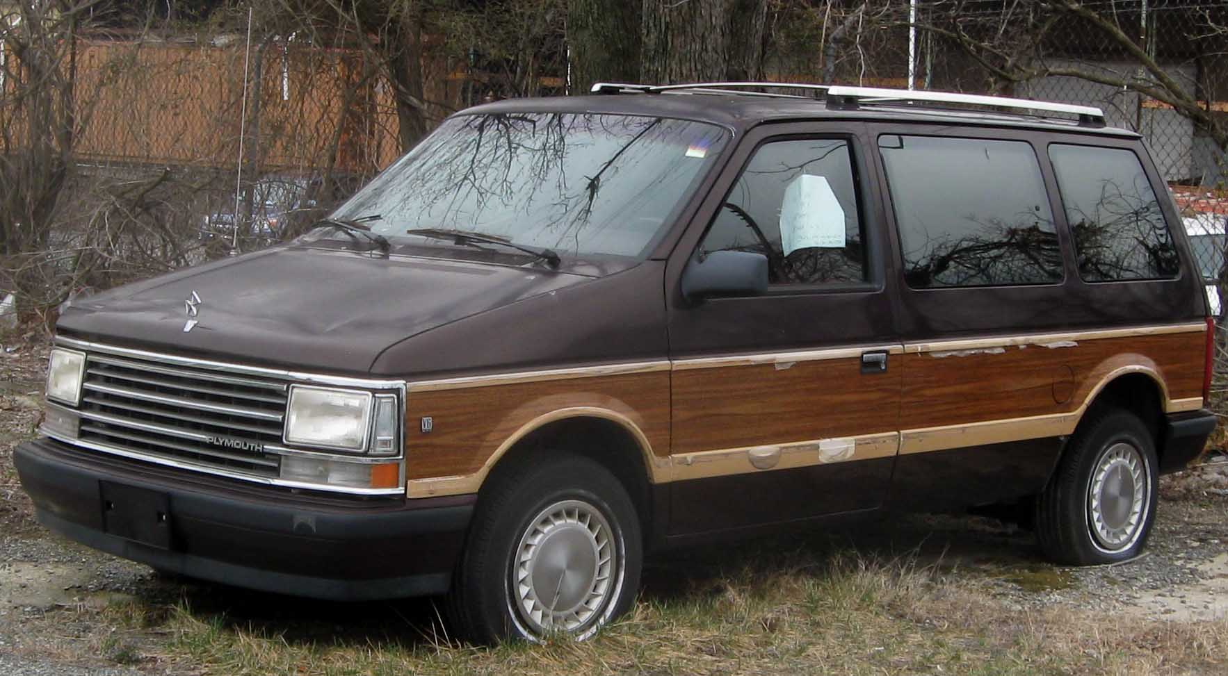 Image gallery 2009 plymouth voyager