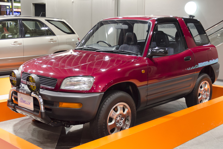 1994 Toyota Rav 4 Related Infomationspecifications Weili Wiring Diagrams 2002 Rav4l Description Rav4 J 01