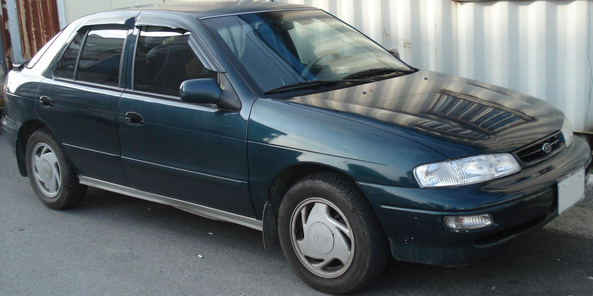 Kia Sephia Leo