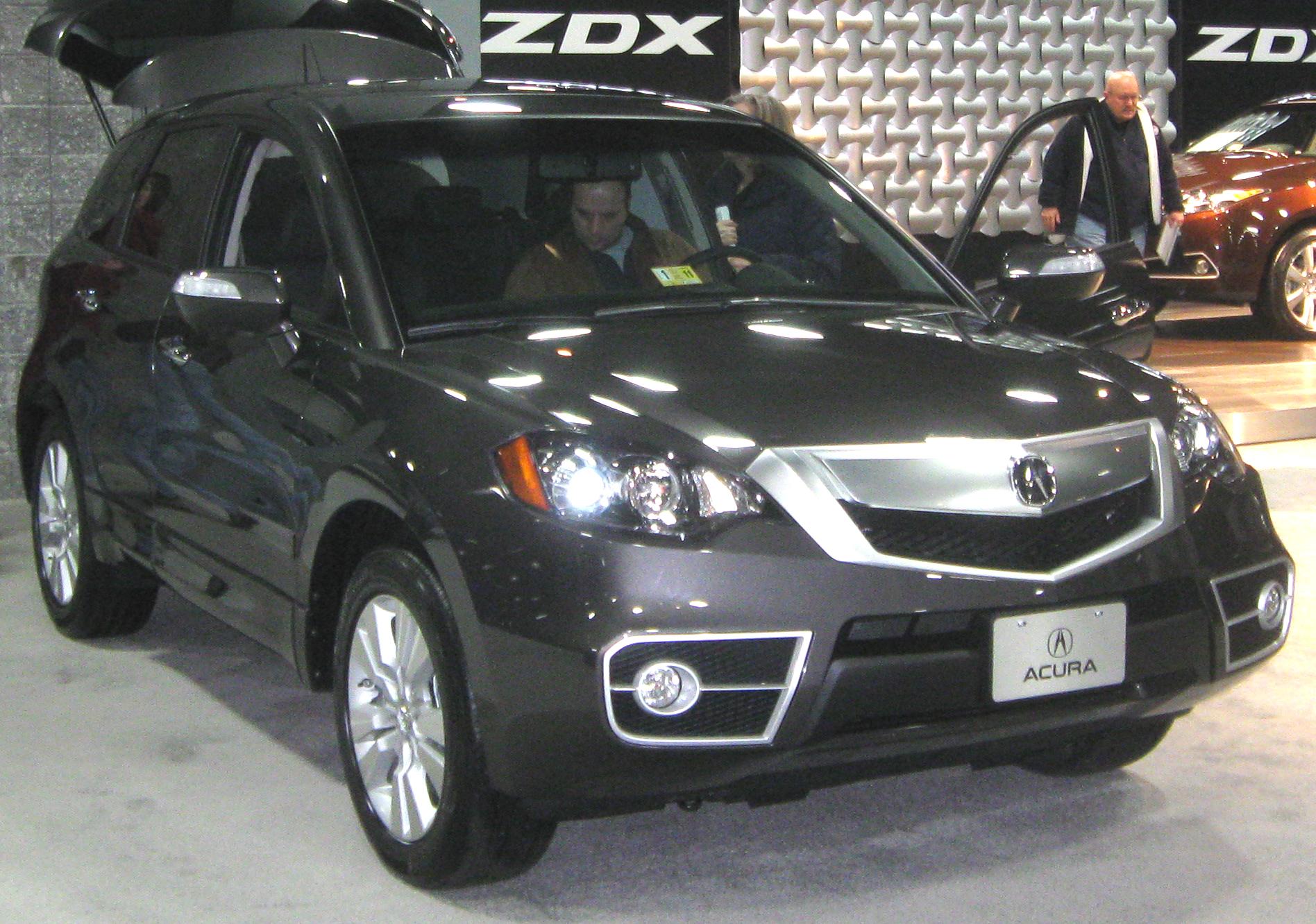 File:2010 Acura RDX -- 2010 DC.jpg