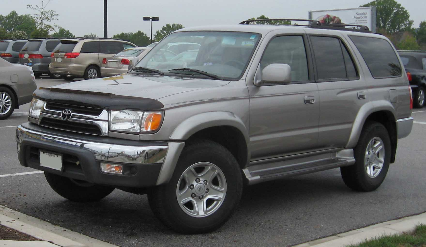 File 3rd Toyota 4runner Jpg Wikimedia Commons