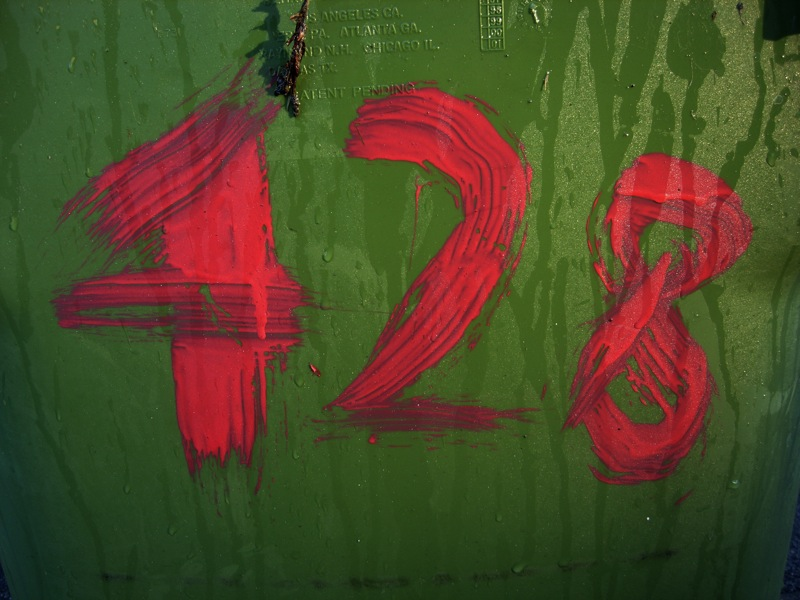 File:428 in red paint.jpg