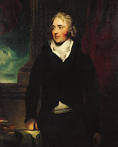 Ritratto del conte di Buckinghamshire, di Thomas Lawrence.