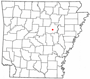 Loko di Higginson, Arkansas