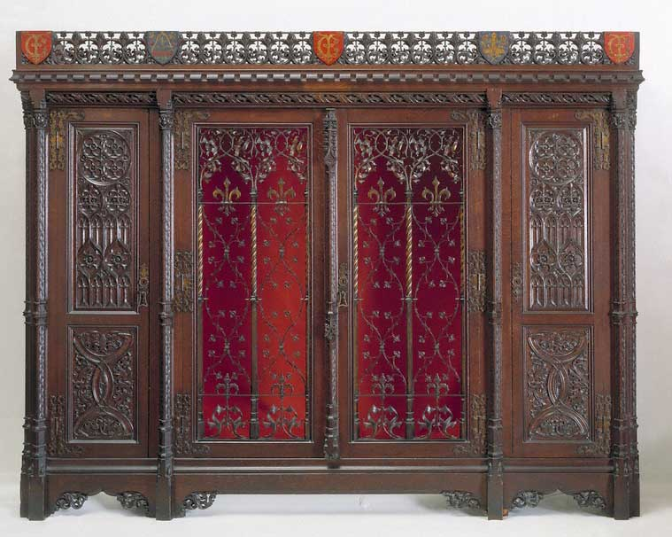 Armoire (Augustus Welby Northmore Pugin)  Wikipedia -> Armoire De 📺