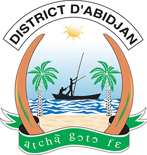 Official seal of Abidjan