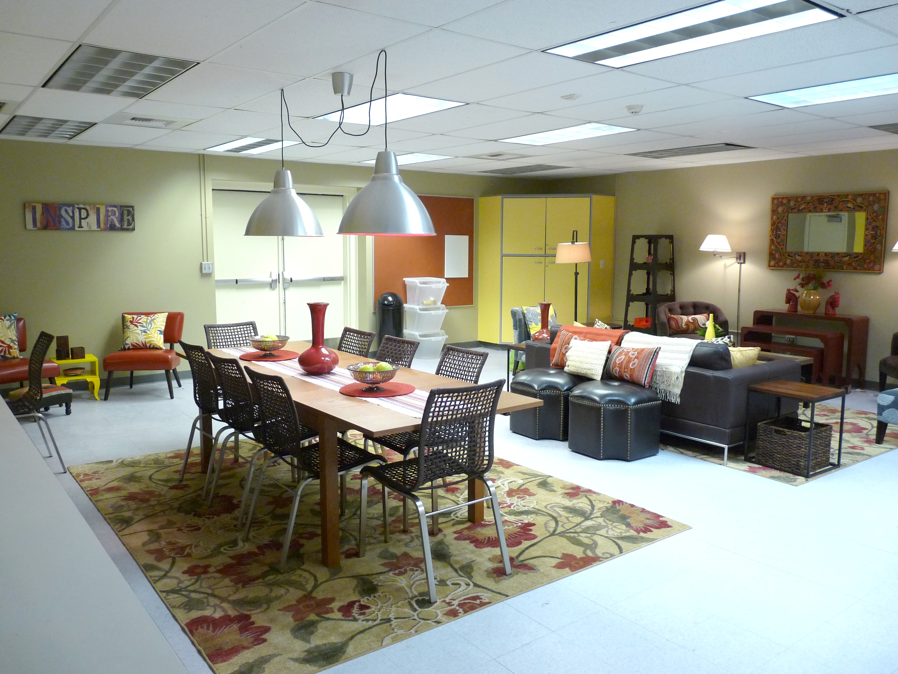 Room Interior Ideas File After Teacher S Lounge Jpg Wikimedia Commons