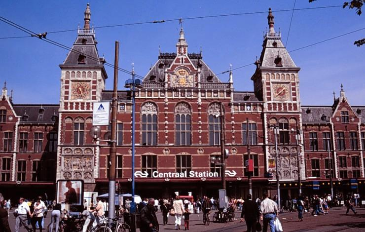 Hotel Bij Station Amsterdam Centraal