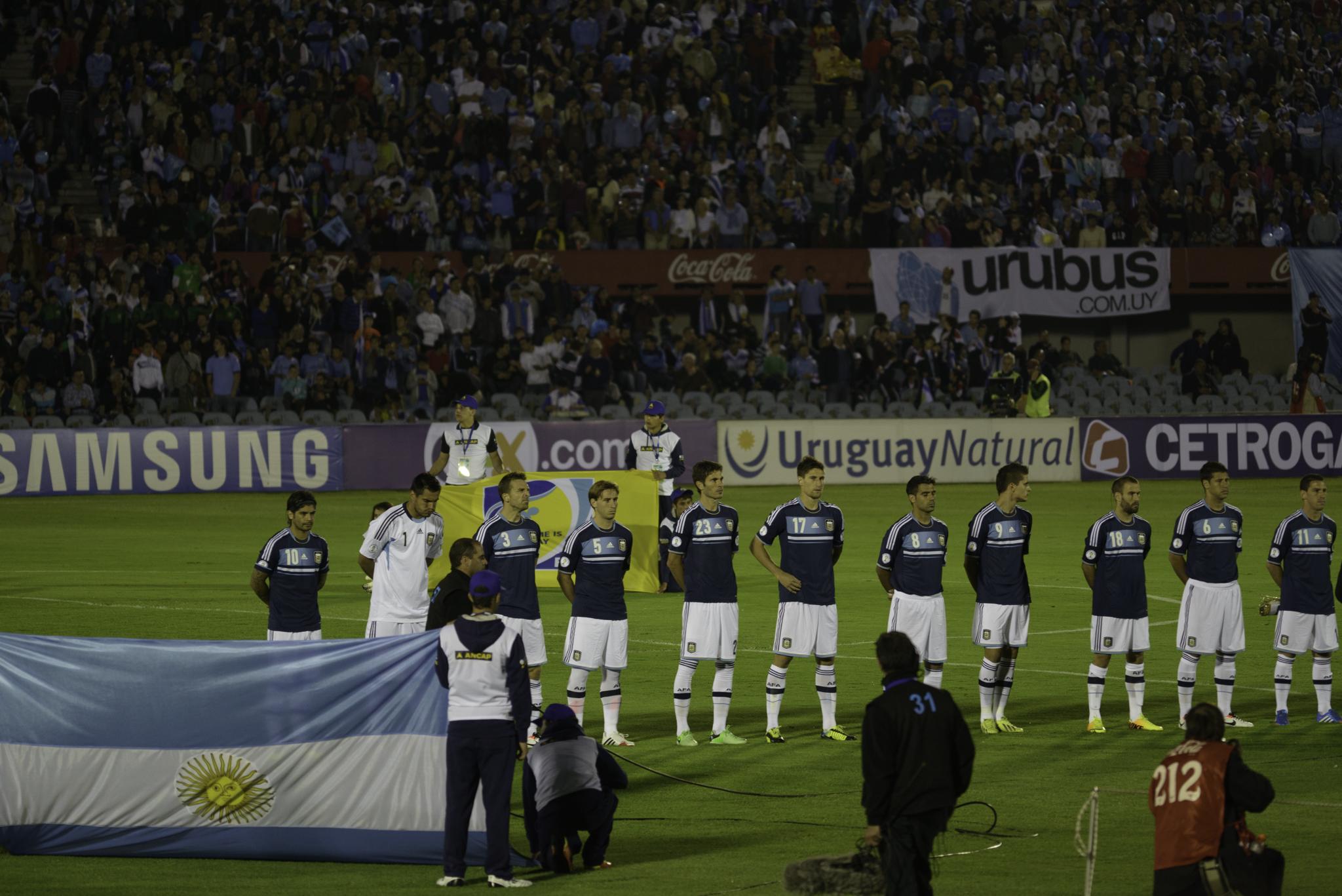 El. MŚ 2018: Argentyna nadal bez rosyjskiego paszportu