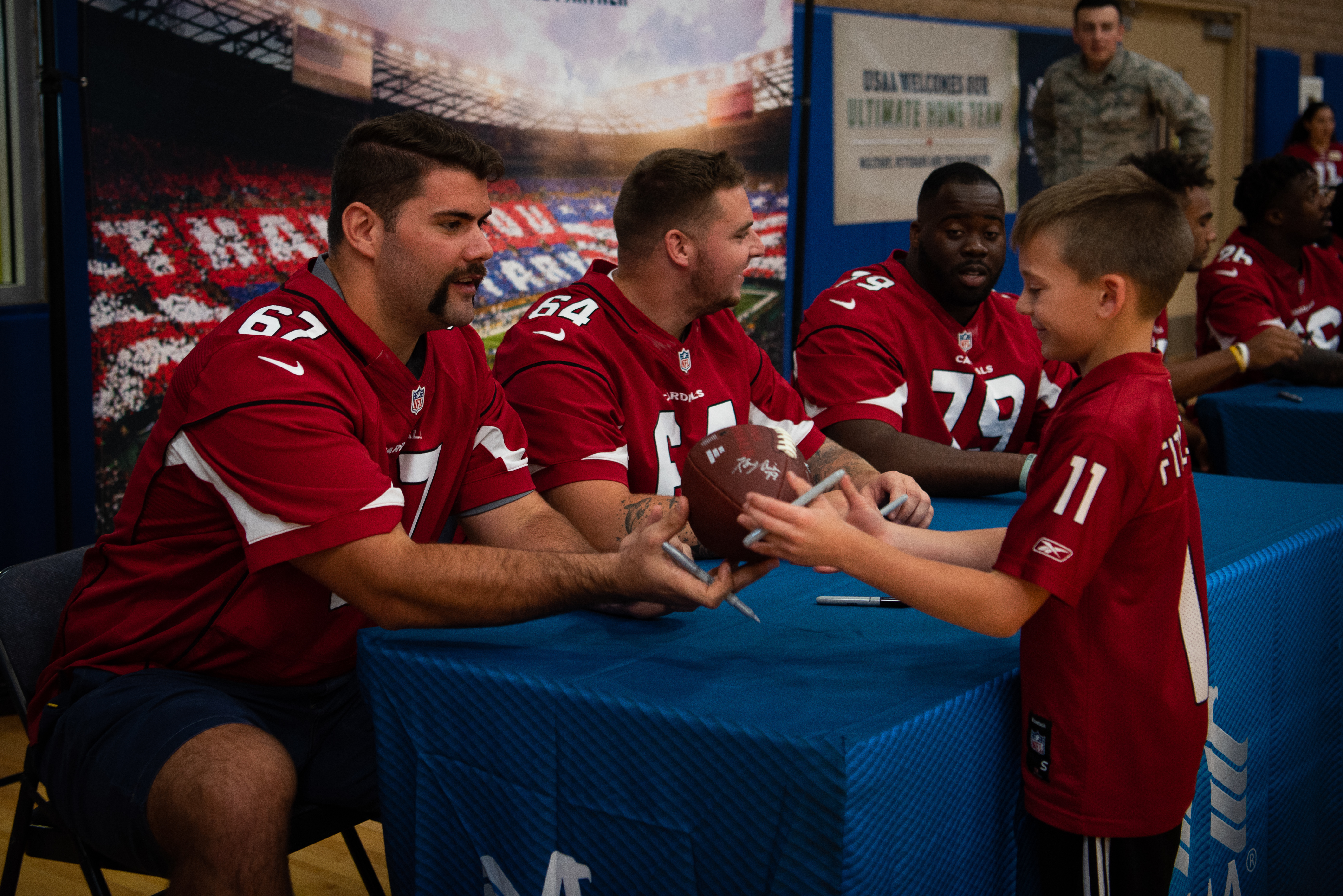 check out 84812 73351 File:Arizona Cardinals Salute to Service Visit (4880658).jpg ...