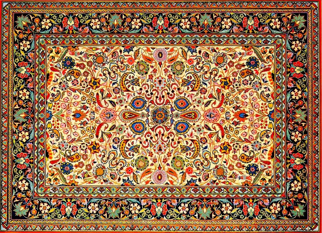 tabriz rug wikipedia. Black Bedroom Furniture Sets. Home Design Ideas