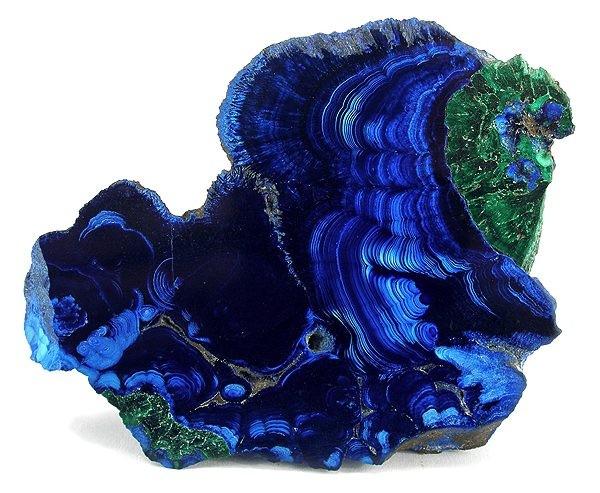 Minéraux et pierres précieuses - Page 24 Azurite-Malachite-188417