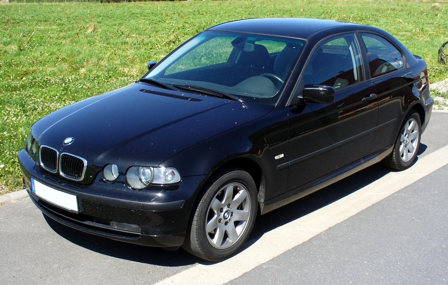 File:BMW E46 Compact.JPG - Wikimedia Commons