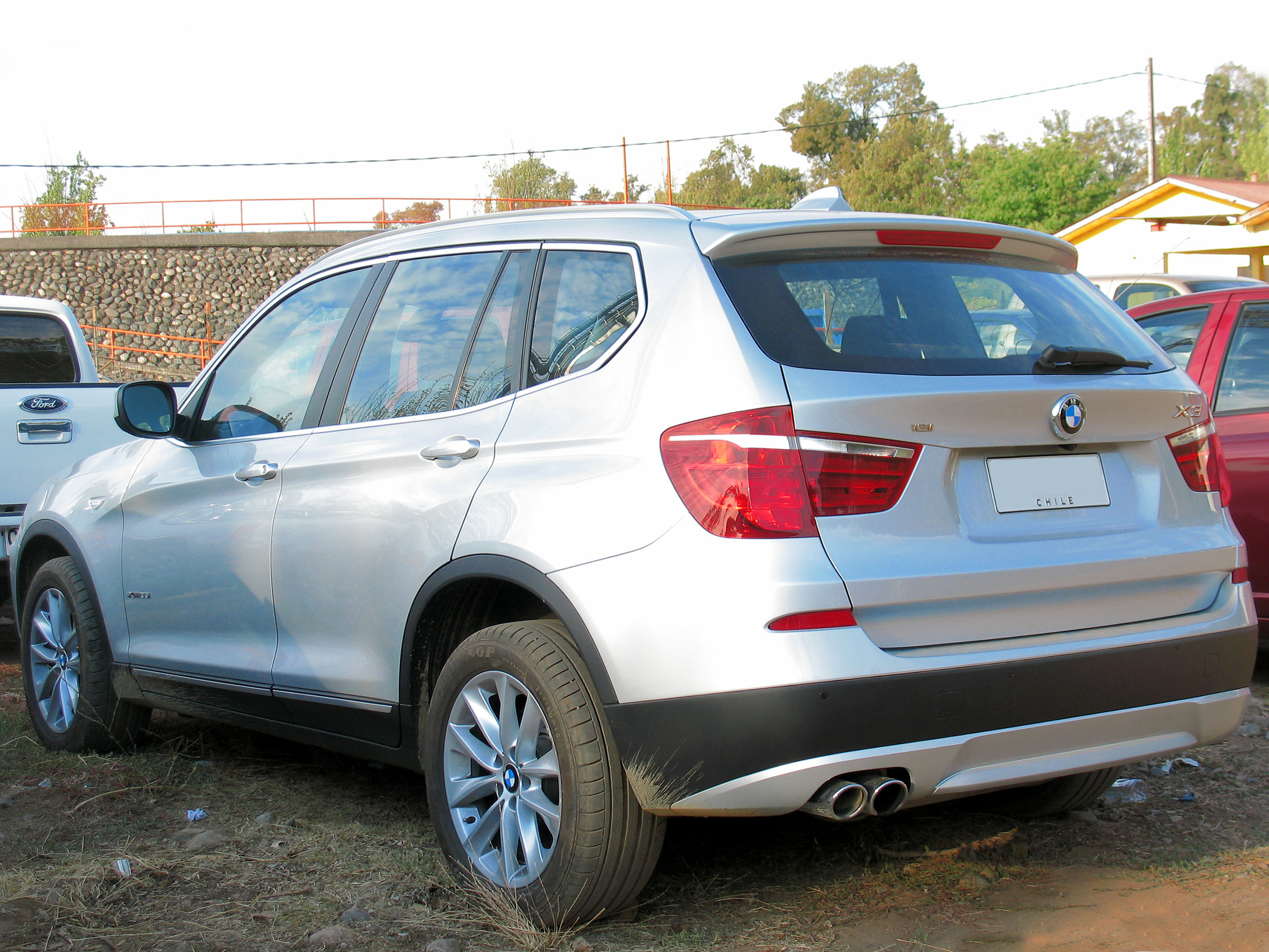 file bmw x3 xdrive35i 2011 10637351204 jpg wikimedia commons. Black Bedroom Furniture Sets. Home Design Ideas