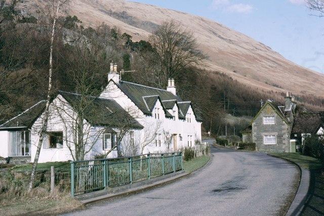 Balquhidder Village - geograph.org.uk - 1014858