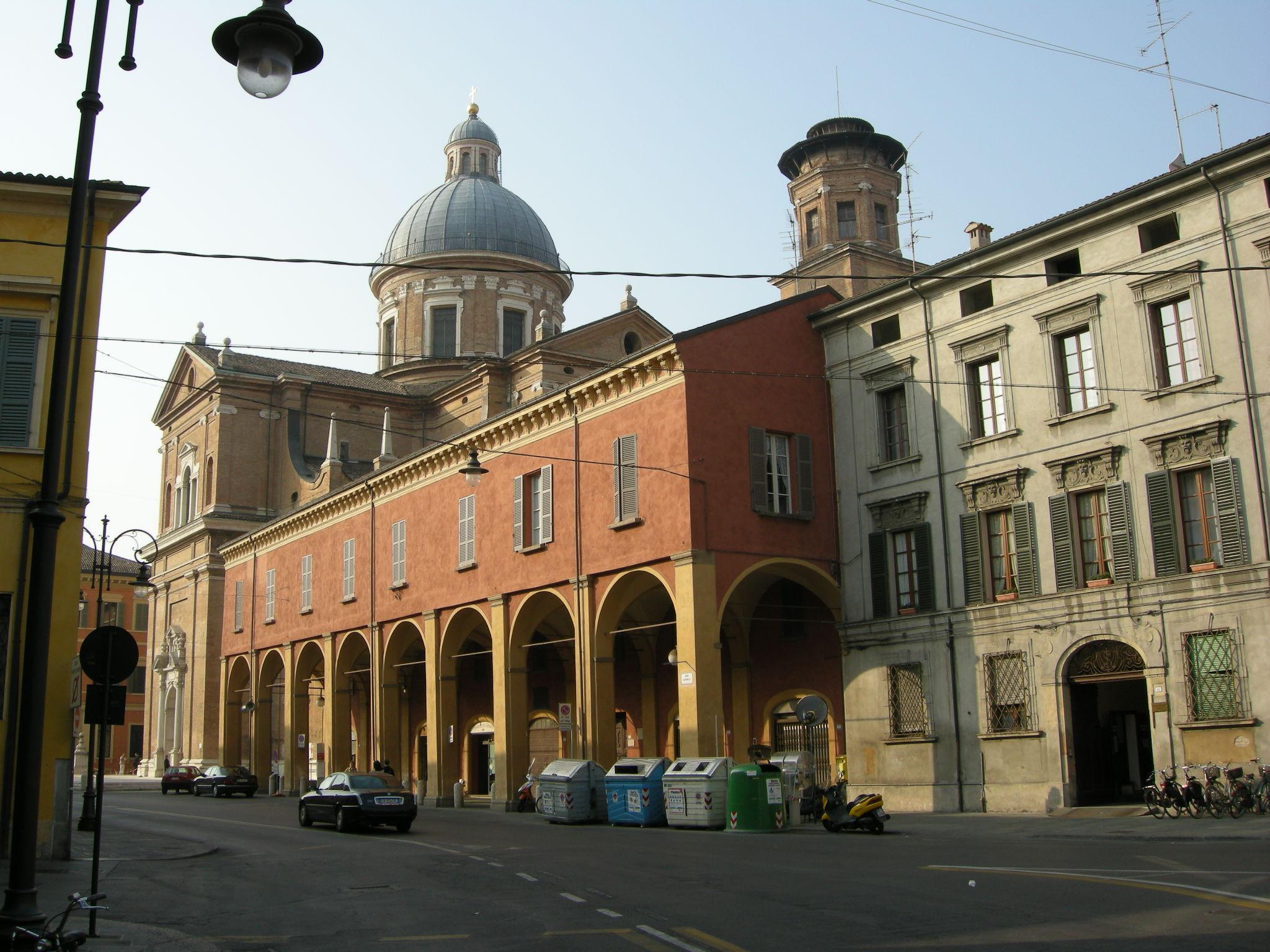 Basilica della ghiara - Discount della piastrella reggio emilia ...