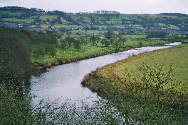 File:Bend in the River Calder, Whalley - geograph.org.uk - 97838.jpg