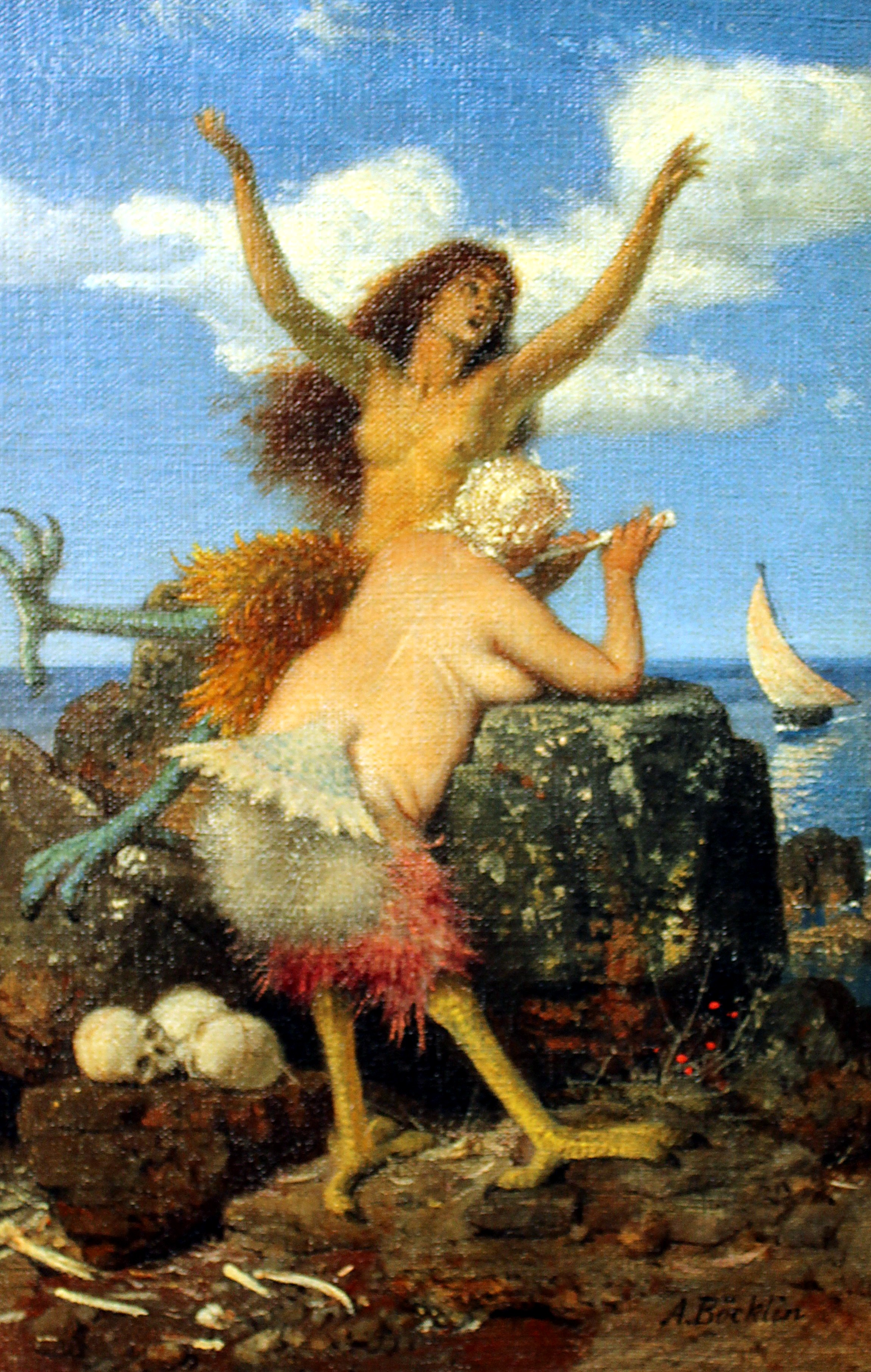 Sirens di Arnold Böcklin