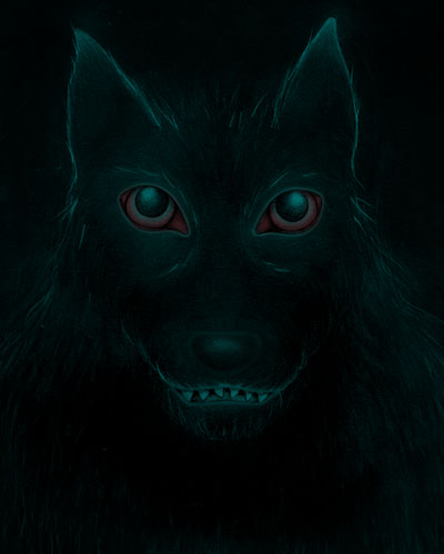 black shuck wikipedia