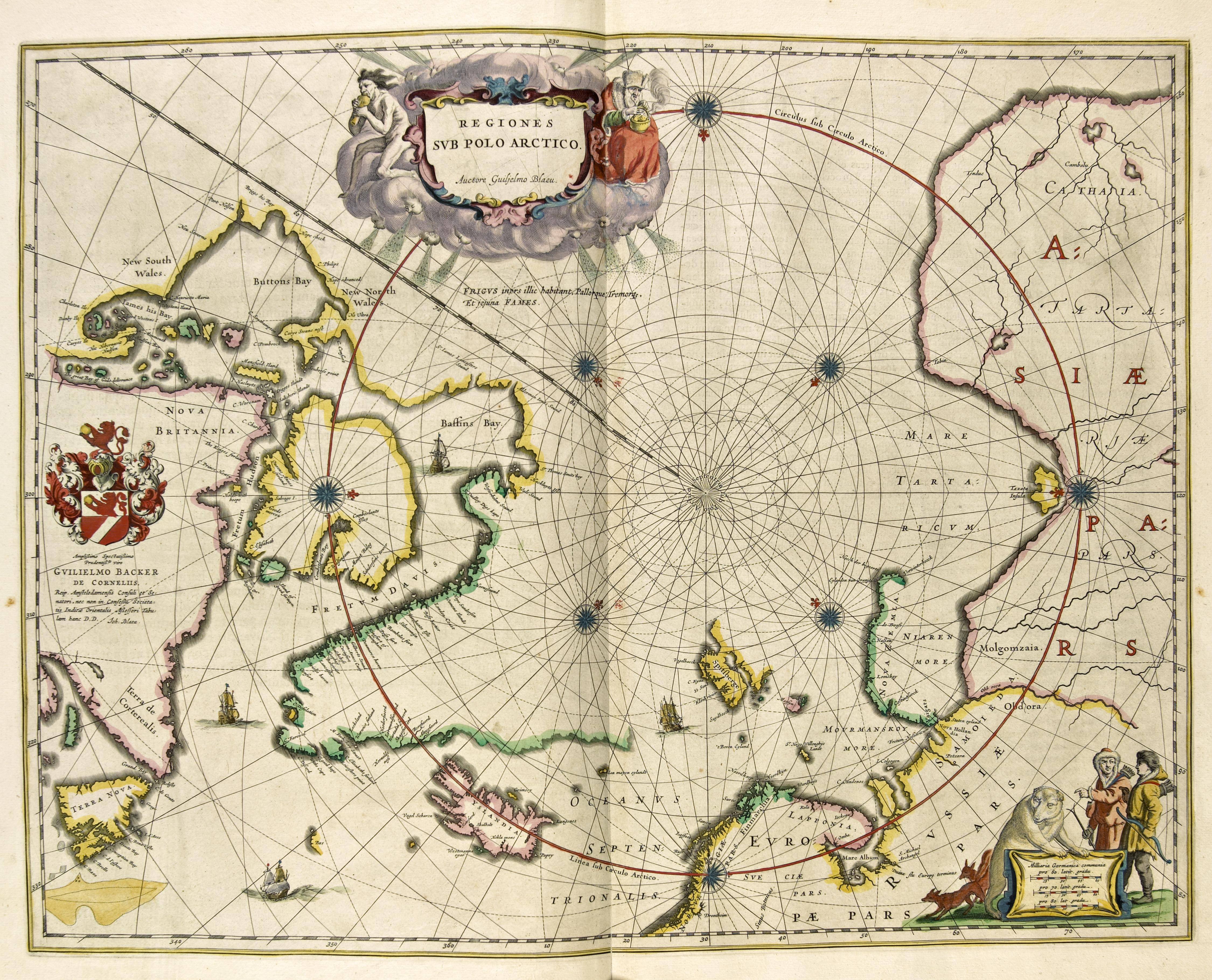 kart over nordområdene File:Blaeus kart over Arktis og Nordområdene (12068022554).  kart over nordområdene