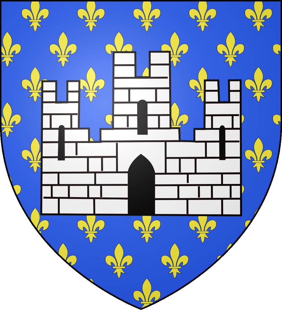 File Blason Ville Fr Melun Seinemarne Png Wikimedia