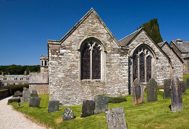 Boconnoc Church - Wikipedia