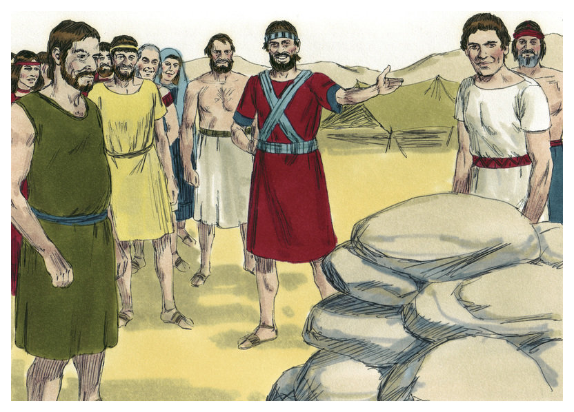 a summary of the book of joshua in the bible The book of joshua continues where the book of deuteronomy leaves off: the   most biblical scholars agree that joshua did not write the book of joshua nor.