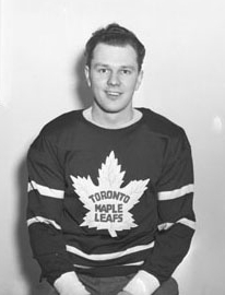 Bud Poile Canadian ice hockey player, coach, general manager, and league executive