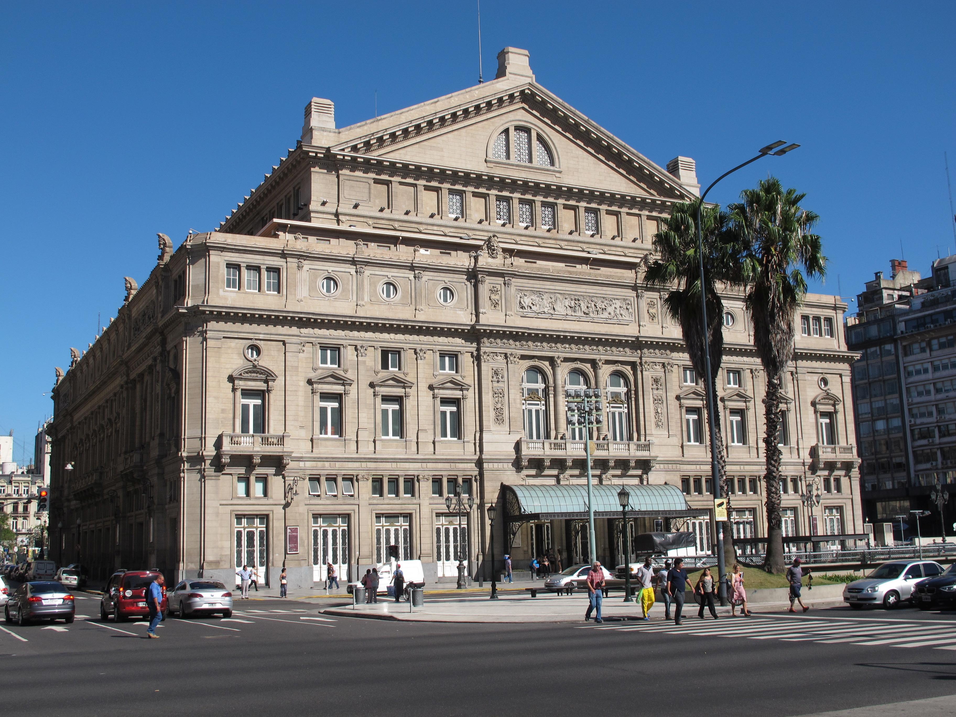 Théâtre Colón