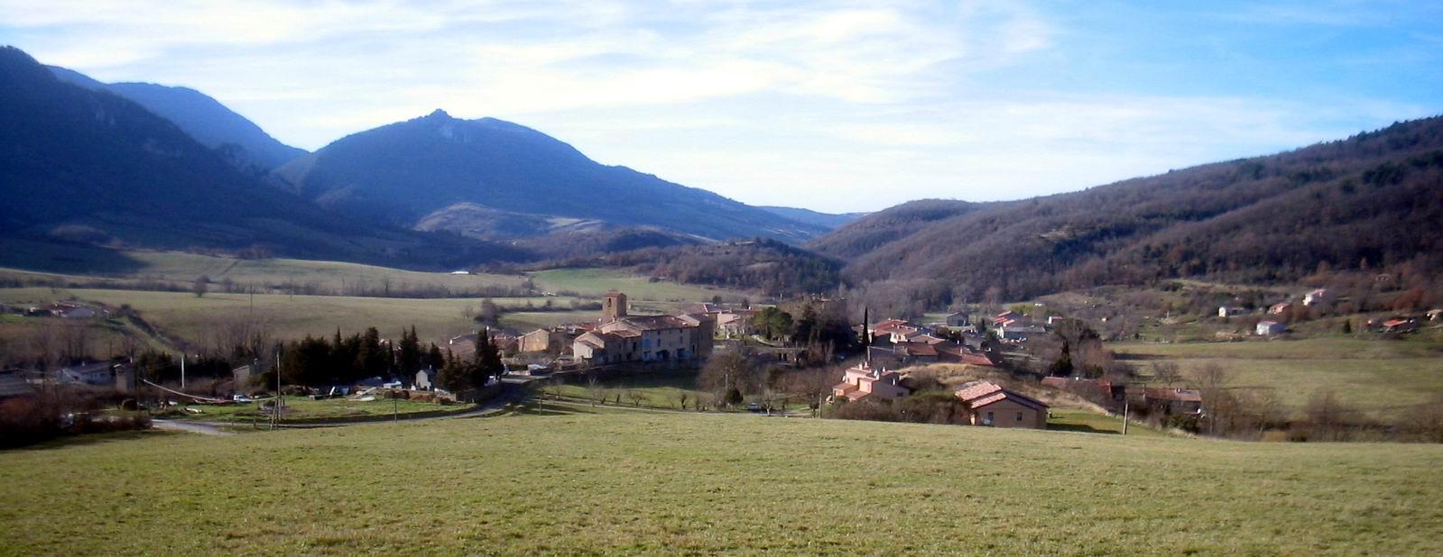 Pic de Burgarach, France
