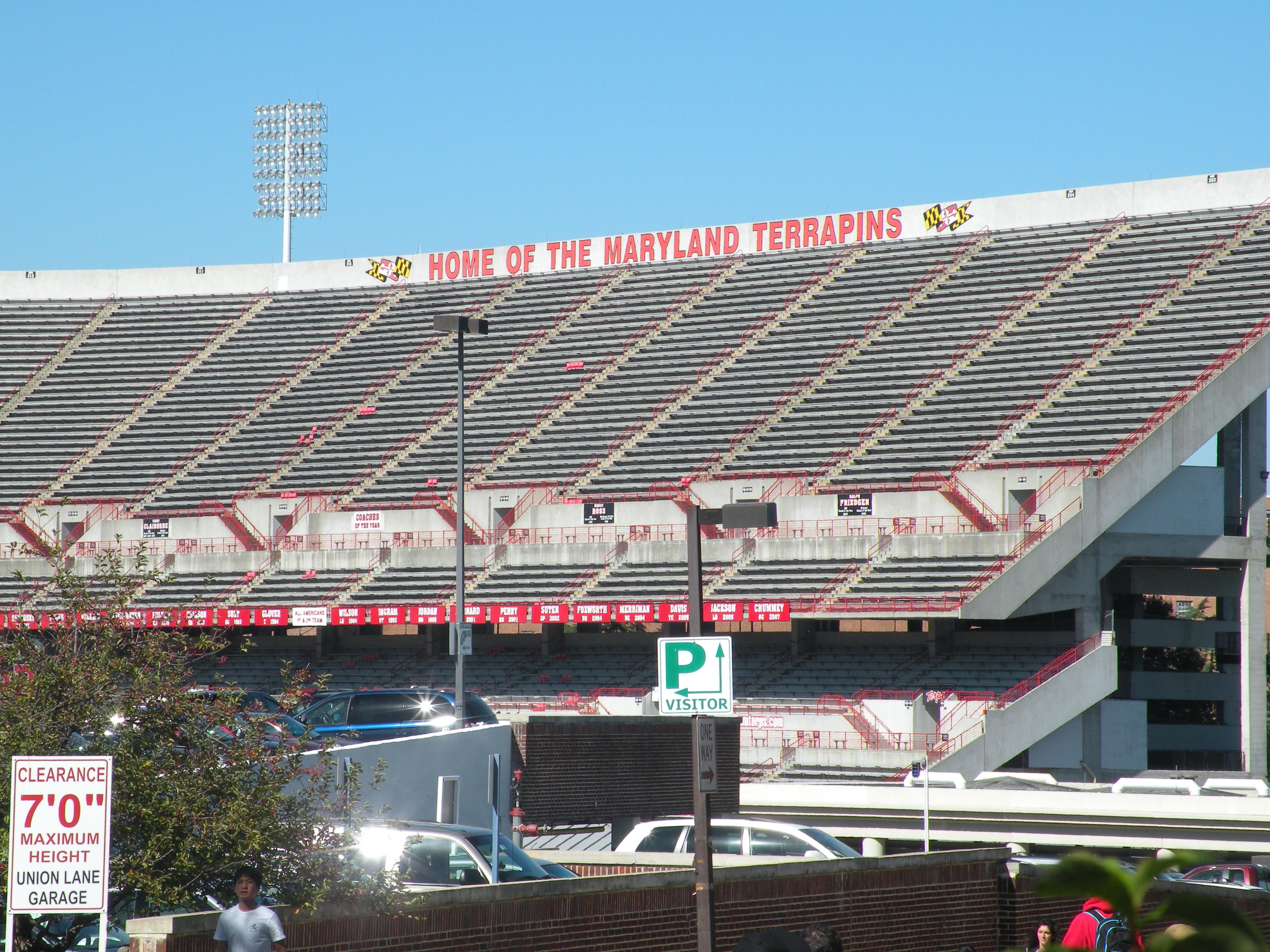 File Byrd Stadium University Of Maryland 5063342914 Jpg