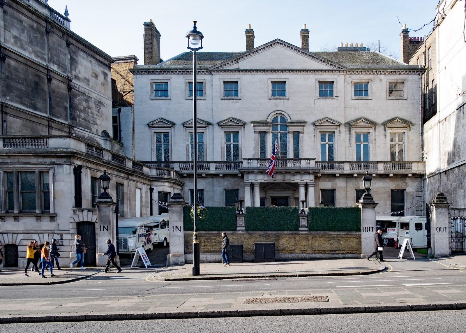 Cambridge House - Wikipedia