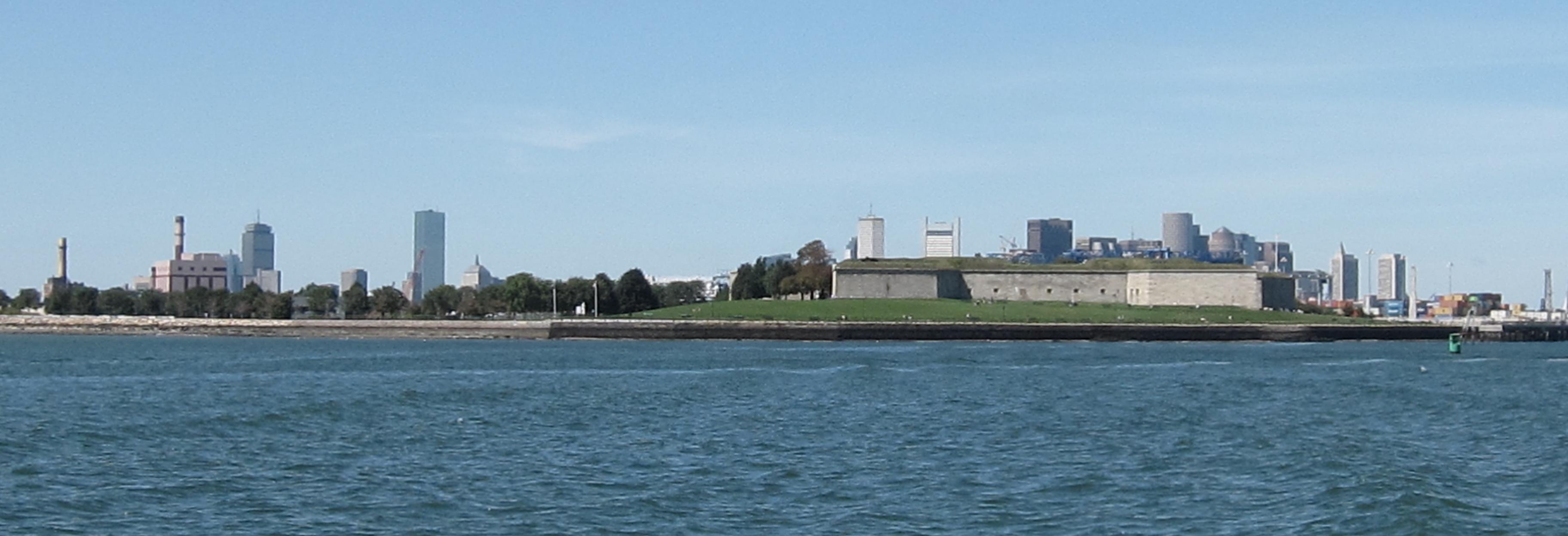 Boston Harbor Island Boat Tours