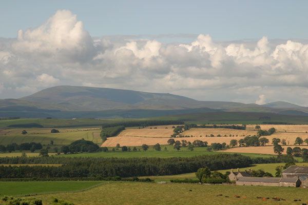File:Cheviot viewed from near St Cuthbert's Cave - geograph.org.uk - 93176.jpg