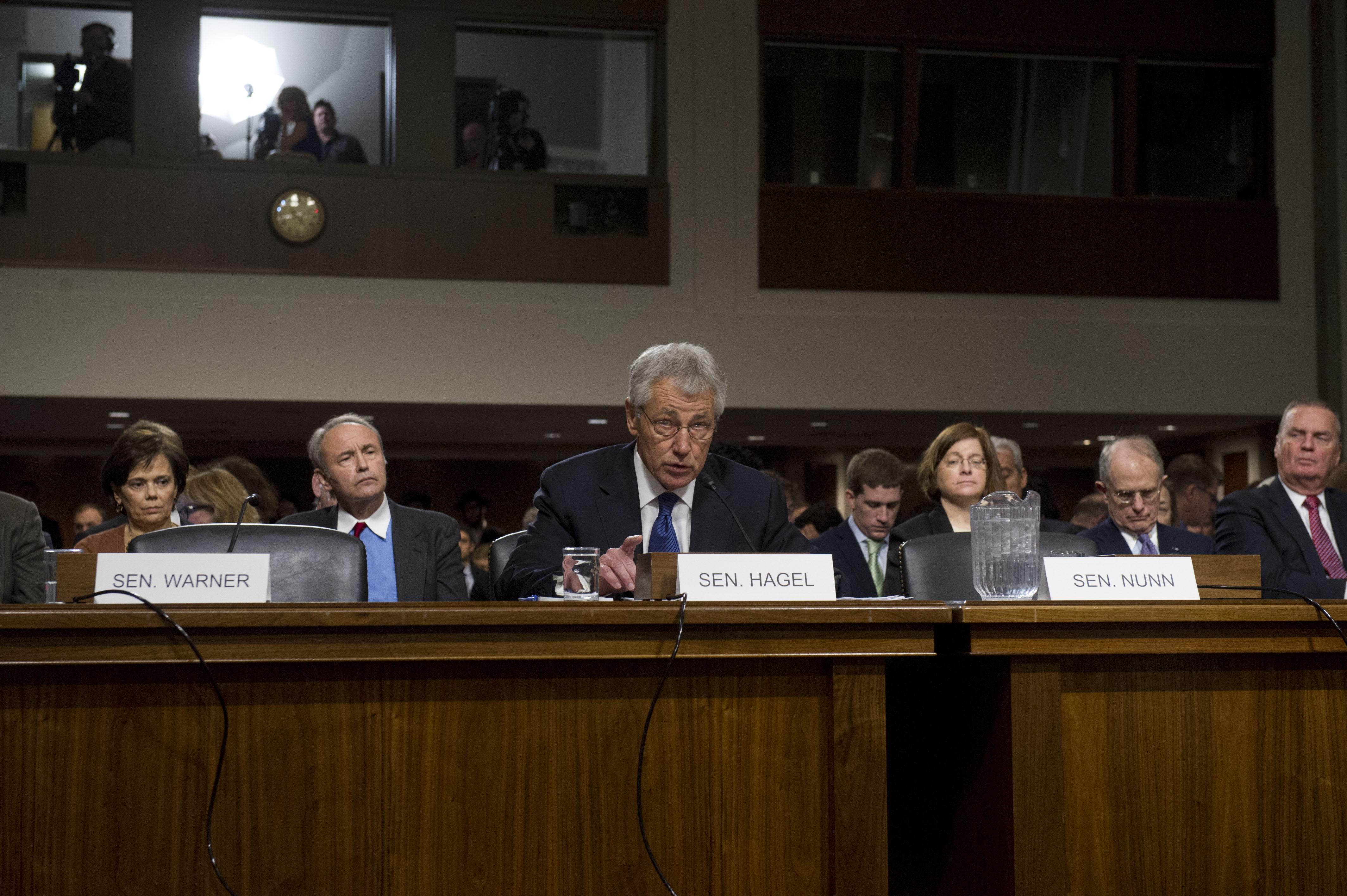 File chuck hagel secretary of defense senate confirmation hearing 5