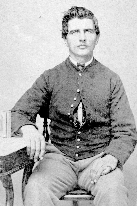 JACKSON MISSISSIPPI CIVIL WAR BATTLE ILLINOIS VOLUNTEER