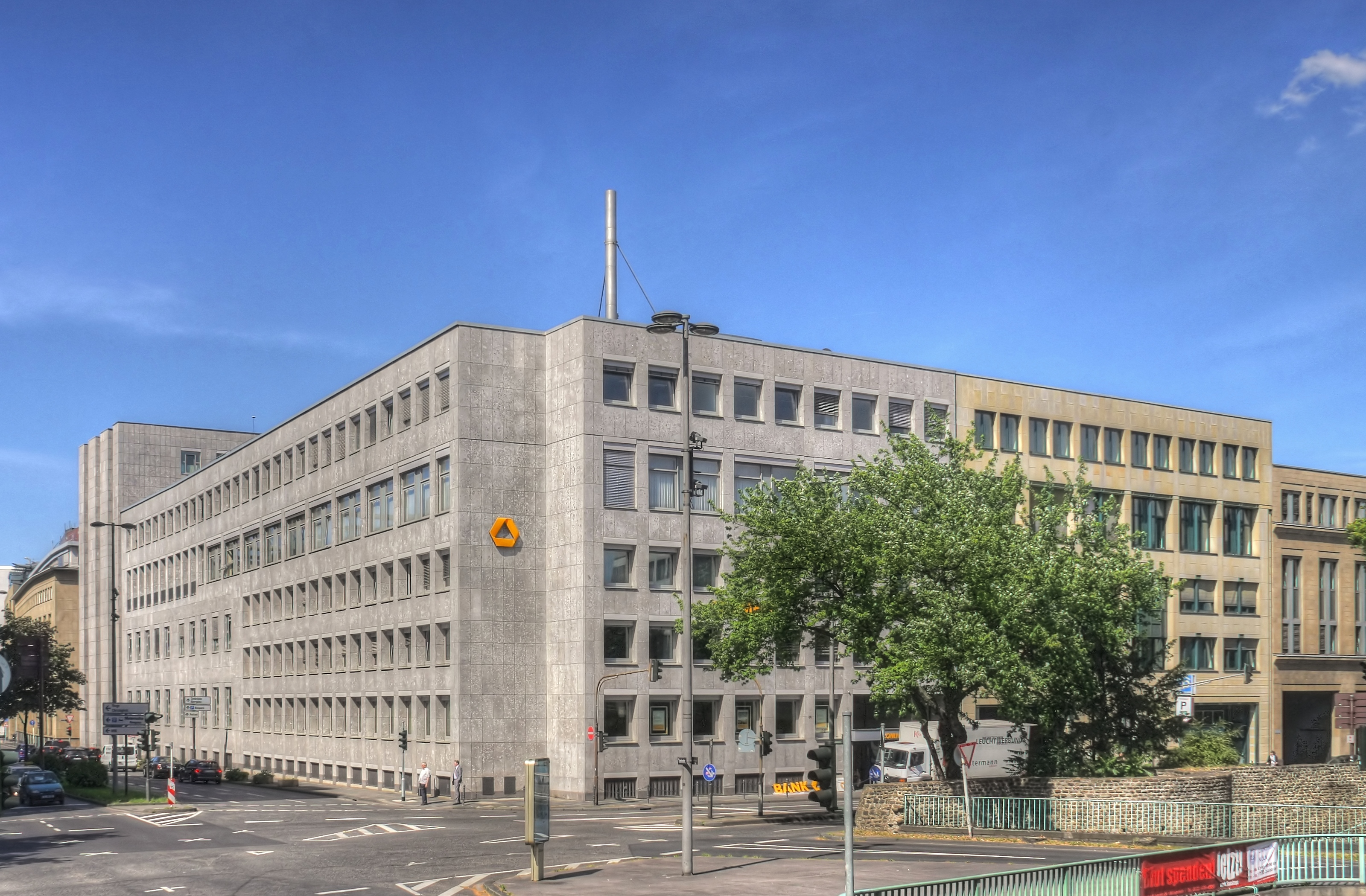 Commerzbank Köln Rudolfplatz