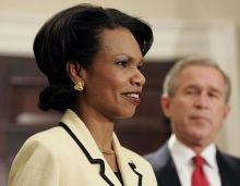 From http://commons.wikimedia.org/wiki/File:Condoleezza_Rice_2.jpg: Condoleezza Rice