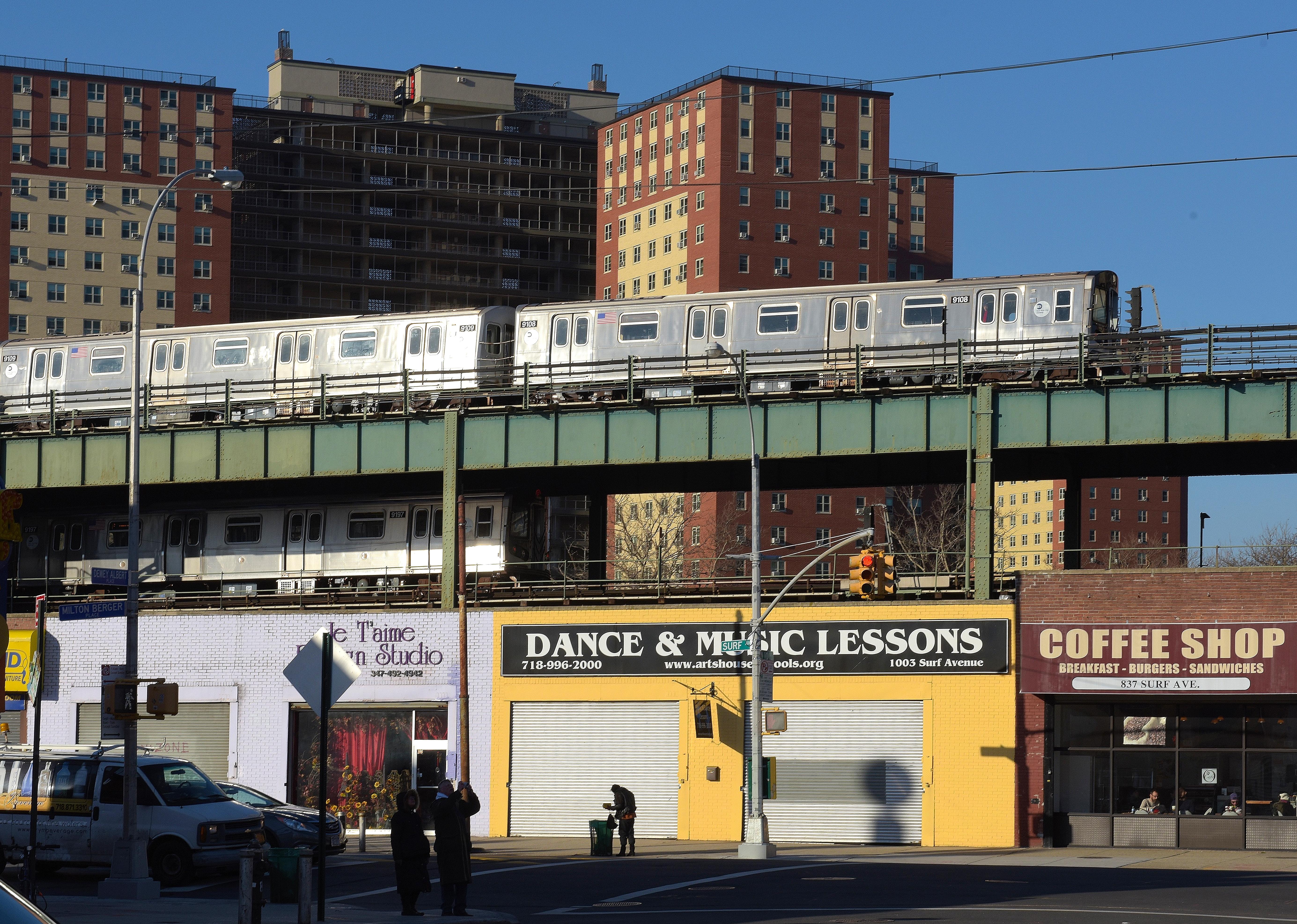 New York City Subway stations