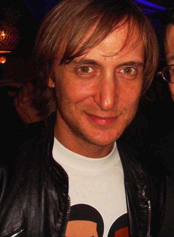 David Guetta Größe