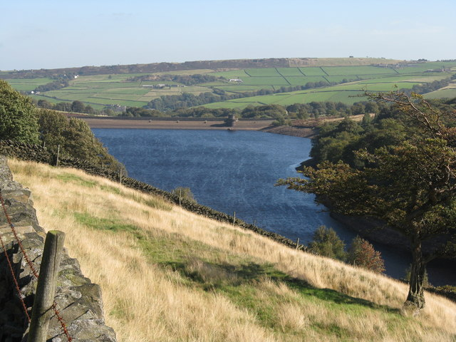 Digley Reservoir - geograph.org.uk - 1507934