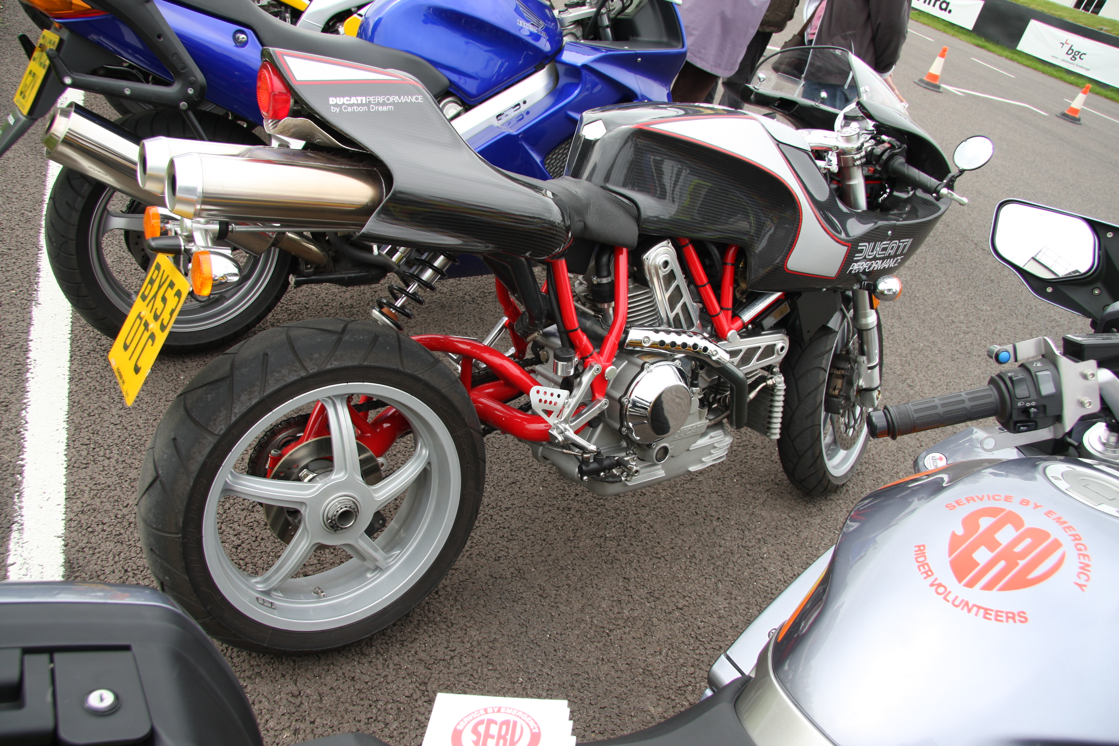 Ducati Multistrada Parts List