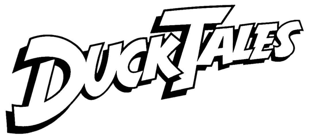 File:Ducktales 80s logo transparent png - Wikimedia Commons