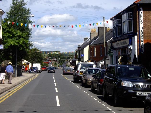 East Street, Rhayader - geograph.org.uk - 508890